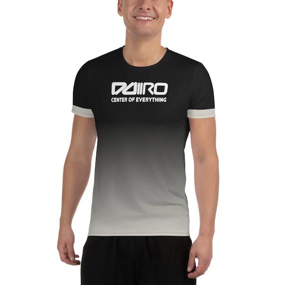 DDIIRO Men's Athletic T-shirt