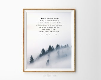 Poem Quote Etsy