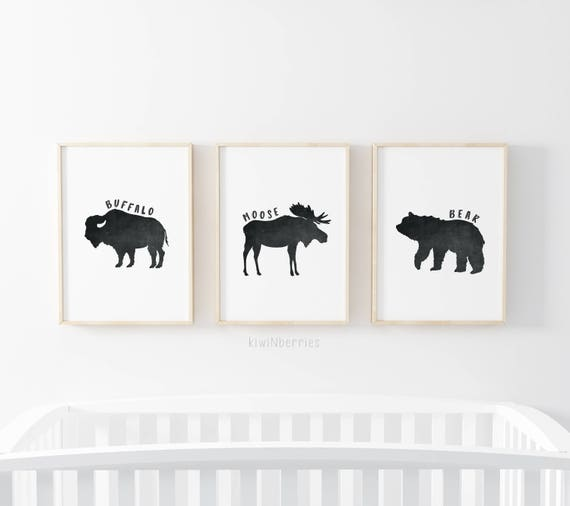 Printable art set gift Boys room decor Boys room wall art | Etsy