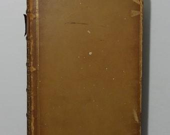 1860 DANTE'S VISION - Hell Purgatory Paradise, Divine Comedy, Early Henry Cary Translation, Inferno, Dante Alighieri