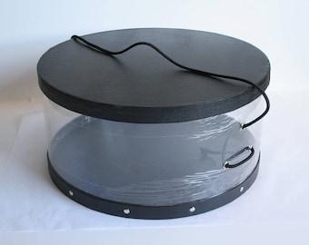 Hat Box Etsy