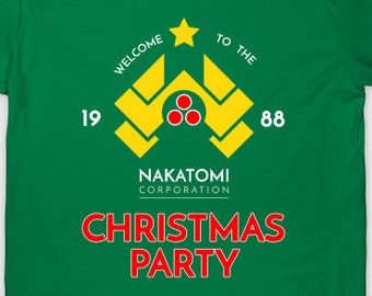 more colours nakatomi corp christmas party 1988