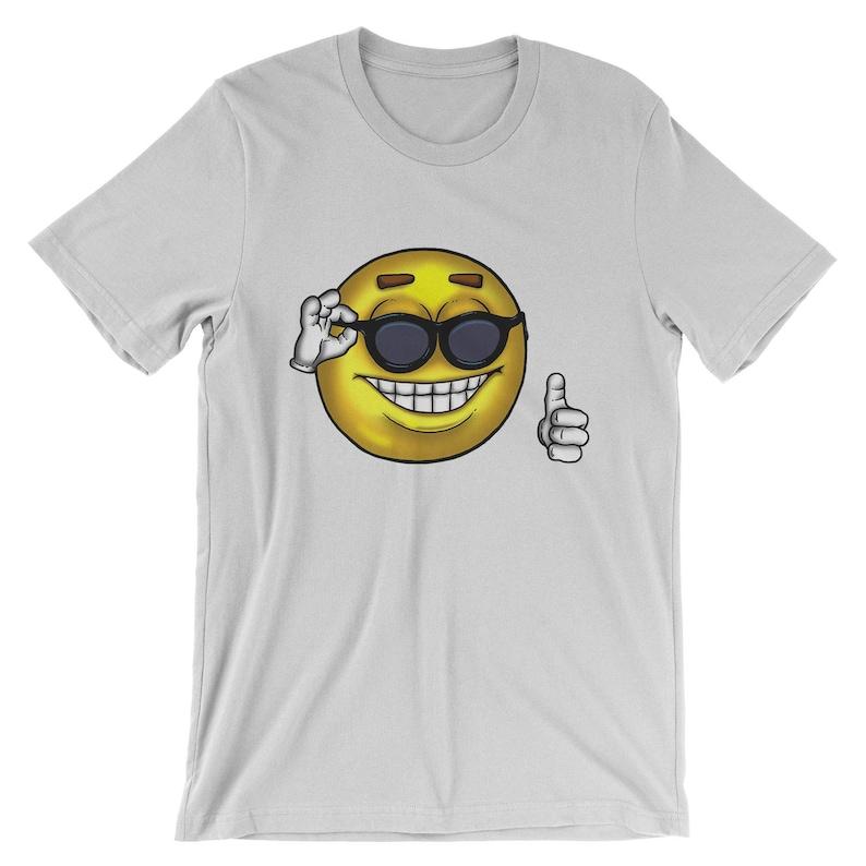 Meme T Shirt Pulgares BolaEtsy De Arriba Camiseta Gafas Sol rCtxshQd
