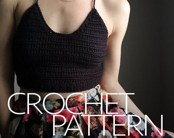 Anna Top CROCHET PATTERN