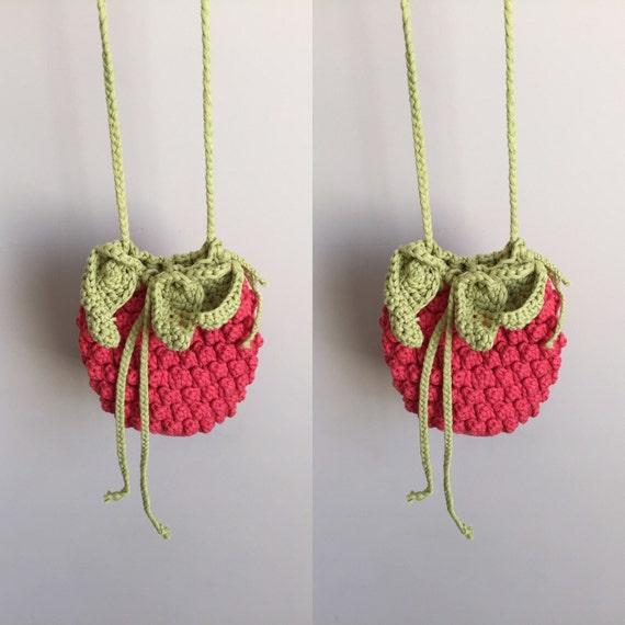 Raspberry Bag