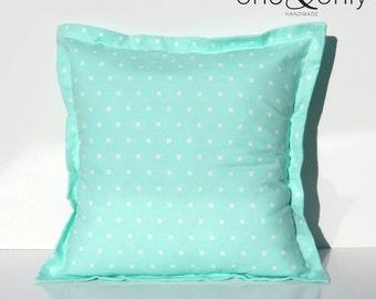 Envelope Cushion Cover - Mint