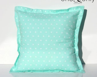 Sewing Kit - Envelope Cushion Cover - Mint