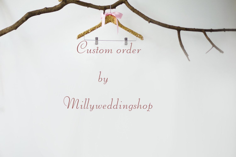 Custom Order For Cg