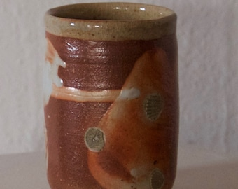 Yunomi, Teegefäß, ceramics, turned on Potter's wheel