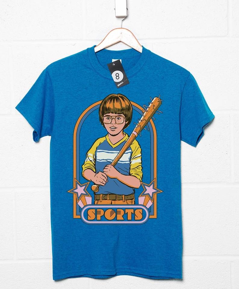 7e9a7f3aae16 Extreme Sports Funny Retro T-Shirt