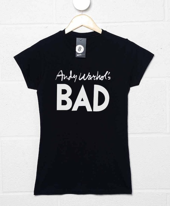 Andy Warhol's Bad Debbie Harry T-shirt