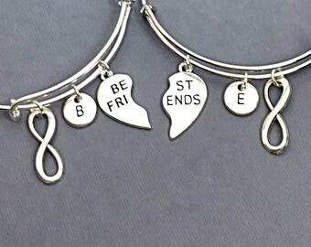 Best Friend Bracelet Etsy
