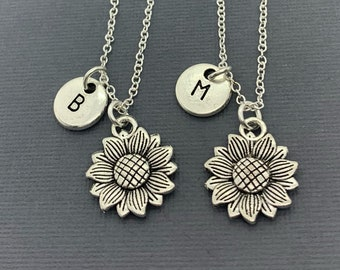 5b29710c62db4c Best Friends Necklaces, Best Friend Necklaces For 2, Personalized Set of  (2) Necklace Jewelry, Friendship Jewelry,Friendship Necklaces