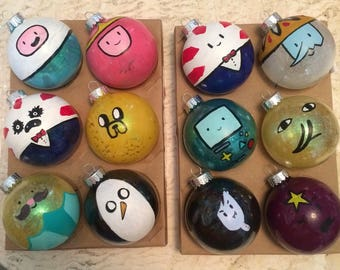 Adventure Time Ornaments!