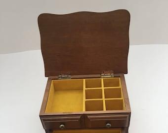 Avon jewelry box Etsy