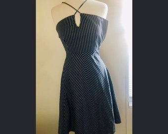 fb71b42ff99 J Crew Striped Dress