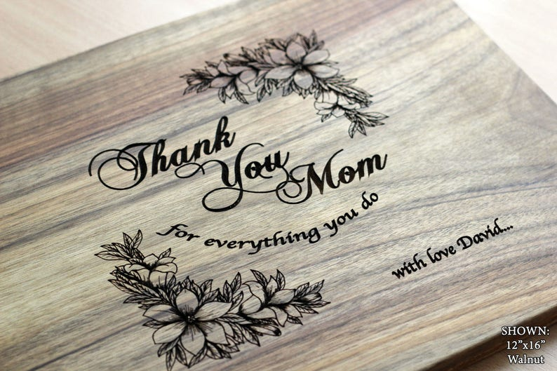 Mom Gifts Mothers Day Gift Children To Personalized From Daughter Son Birthday For