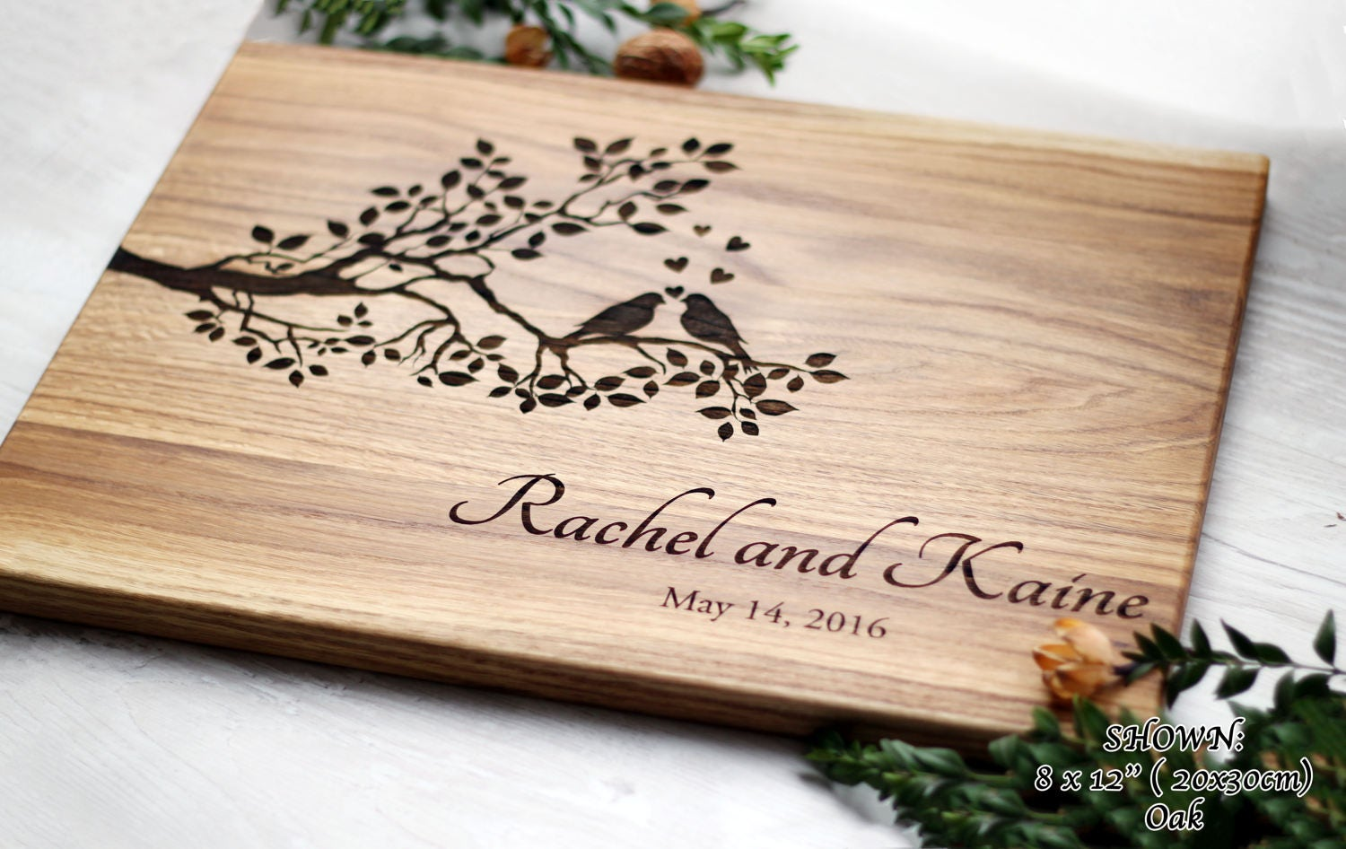Personalized Wedding Gifts For Couples: Unique Wedding Gifts For Couple Personalized Cutting Board