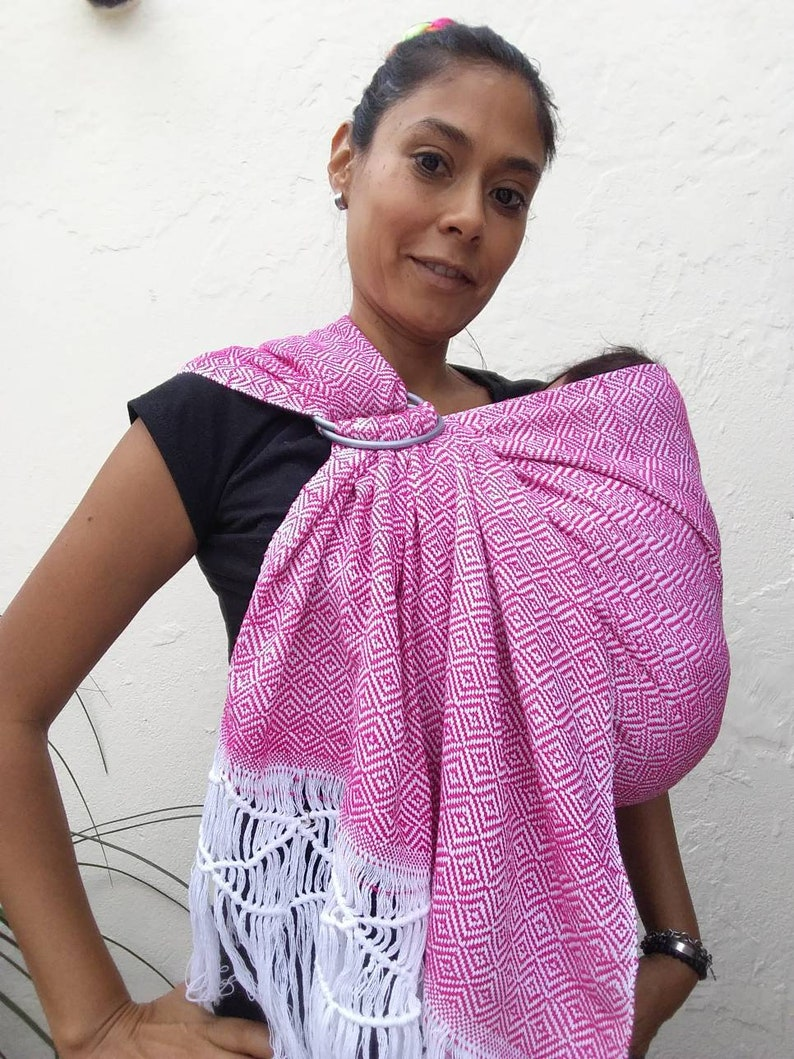 787930df2b1 Baby carrier wrap multipurpose mexican rebozo with user s