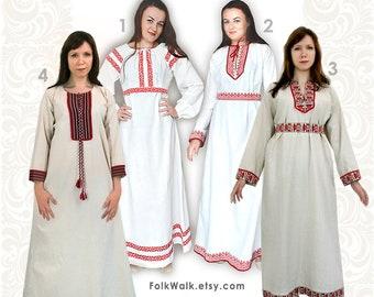 2e28118dab Linen long tunic for girls