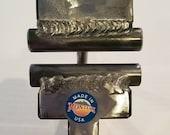 Blacksmith Spring Fuller Hardy Scroll Anvil Forge Tools Blacksmith Bending Fork Bladesmith