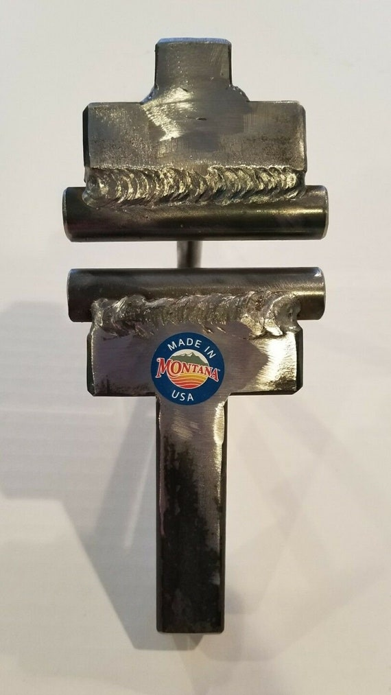 "7//8/"" Blacksmith Anvil Hardy Spring Fuller Tool."