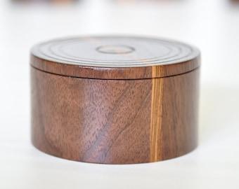 Walnut Box