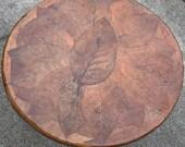 Cigar Leaf Table Top (Starburst Design)