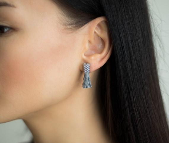 Small Tassel Earrings