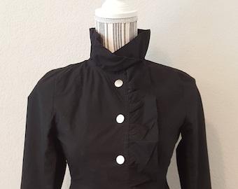 Vintage Ruffle Jacket