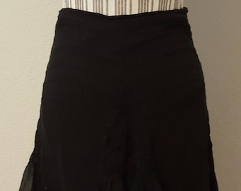 Vintage Ruffle Skirt