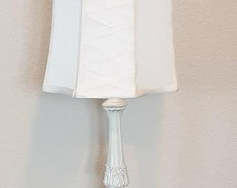 Shabby Chic Lamp Etsy
