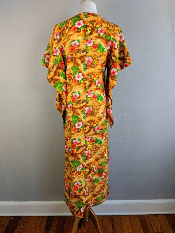 Fab Vintage Hawaiian Pake Muu made in Hawaii - image 7