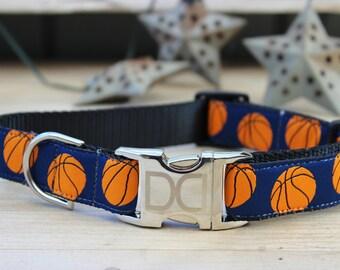 5557fe58b Basketball Dog Collars and Leashes