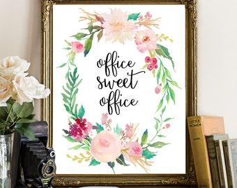 office decor for women. Fine Women Office Decor Decor For Women Wall Art Sweet  Office Accessories Wakk Print And Decor For Women