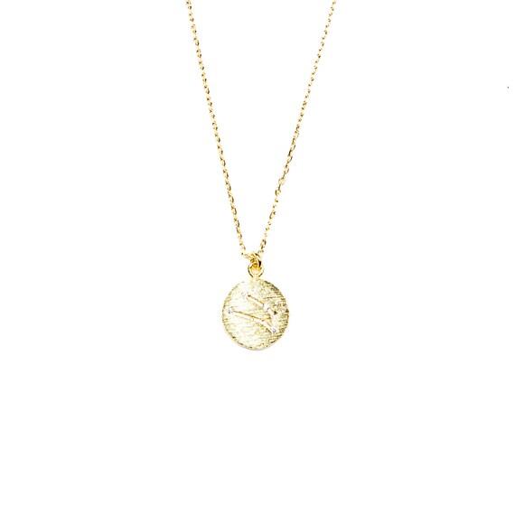 Taurus Constellation Necklace: Taurus Constellation Necklace / Taurus Zodiac Sign