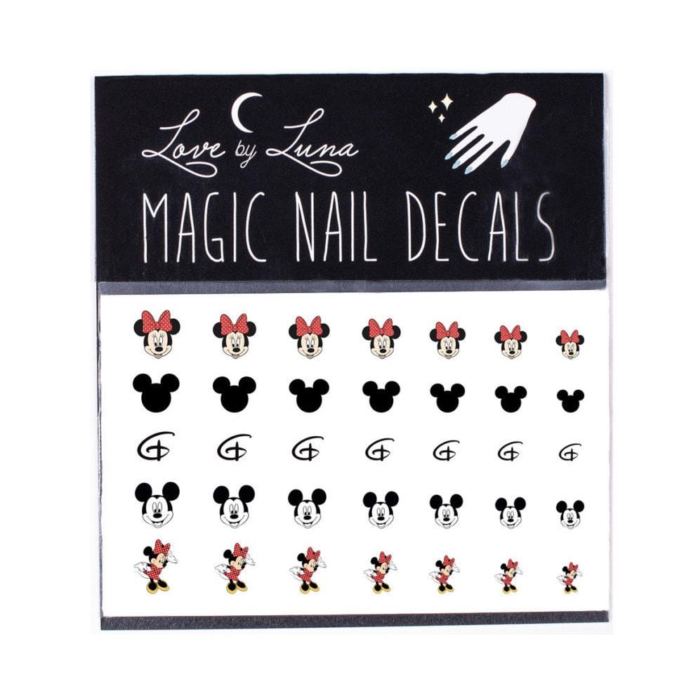 Disney Nail Decals 2 / Disney Nails / Mickey Mouse Nail Decals