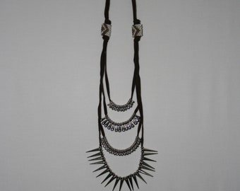 Multilayered Necklace