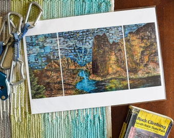 Connect With Smith Rock Print (13 x 19)