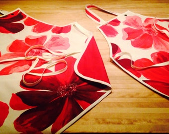 Ready to ship/aprons kitchen mother/daughter/mother daugther set/kitchen/kitchen/gift women/gift for womens