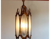 A7684 Antique Bradley & Hubbard Lantern