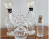 M5098 Vintage Parfume Bottles (set of 4)
