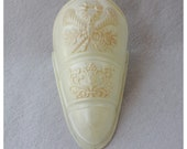 S1209 Art Deco Slipper Shade