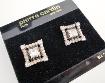 12pcs Rectangle Claw Frame Crystal Bar Settings Large 24x8mm Baguette NO Loop Raw Brass Rhinestone Prong Settings