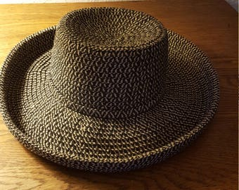 San Diego Hat Co. brimmed hat.