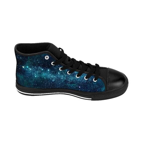 chaussures haute WomenS bleu burning baskets galactique de man haut Festival coachella chaussons espace espace bottes Top baskets chaussures Pw0qzfE