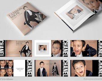 Fine Andenken Scrapbook Fotoalbum Unbenutzt Art Supplies Collage Supplies