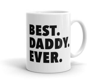 baby daddy mug etsy