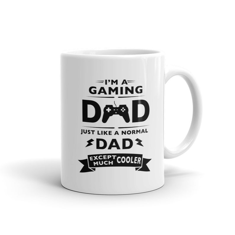 Gaming Dad Mug Birthday Gift For To Be Funny New