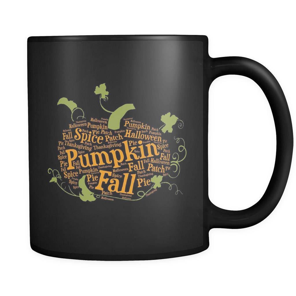 pumpkin gift pumpkin mug pumpkin halloween mug pumpkin   etsy